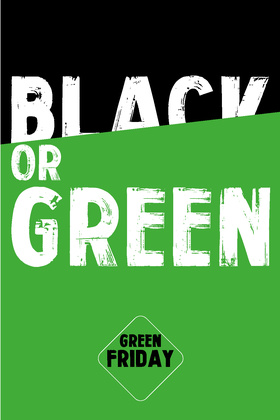 green or black friday