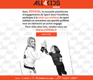 all4kids sports sans frontières