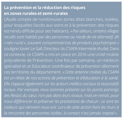 prevention et reductions des risques