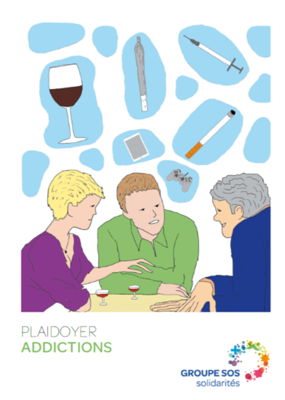 plaidoyer addictions