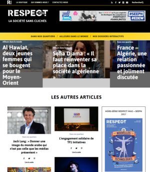 Respect mag