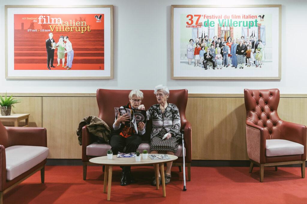 GROUPE SOS seniors mobilisé face à l'isolement et la précarité des seniors